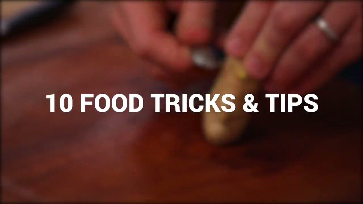 10 foodie #TipsAndTricks you need to know ????  #WednesdayWisdom https://t.co/IeEFLEgnUi