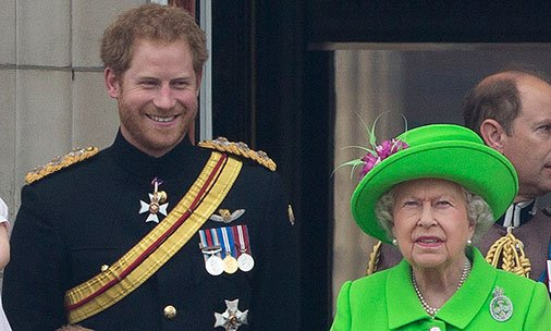 The Queen's special present to father-to-be Prince Harry ahead of royal tour: