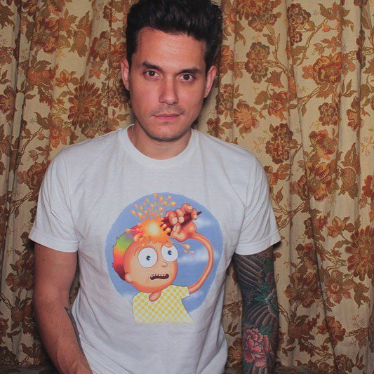 Happy 41st birthday to John Mayer!