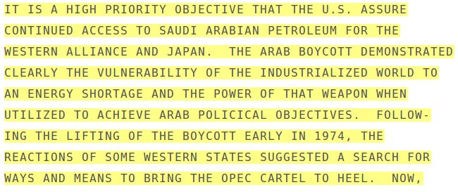 How Saudi Arabia got that way. Revealing US cable from 1976 https://t.co/siZyHb2SLv https://t.co/I7Do8mIkR8