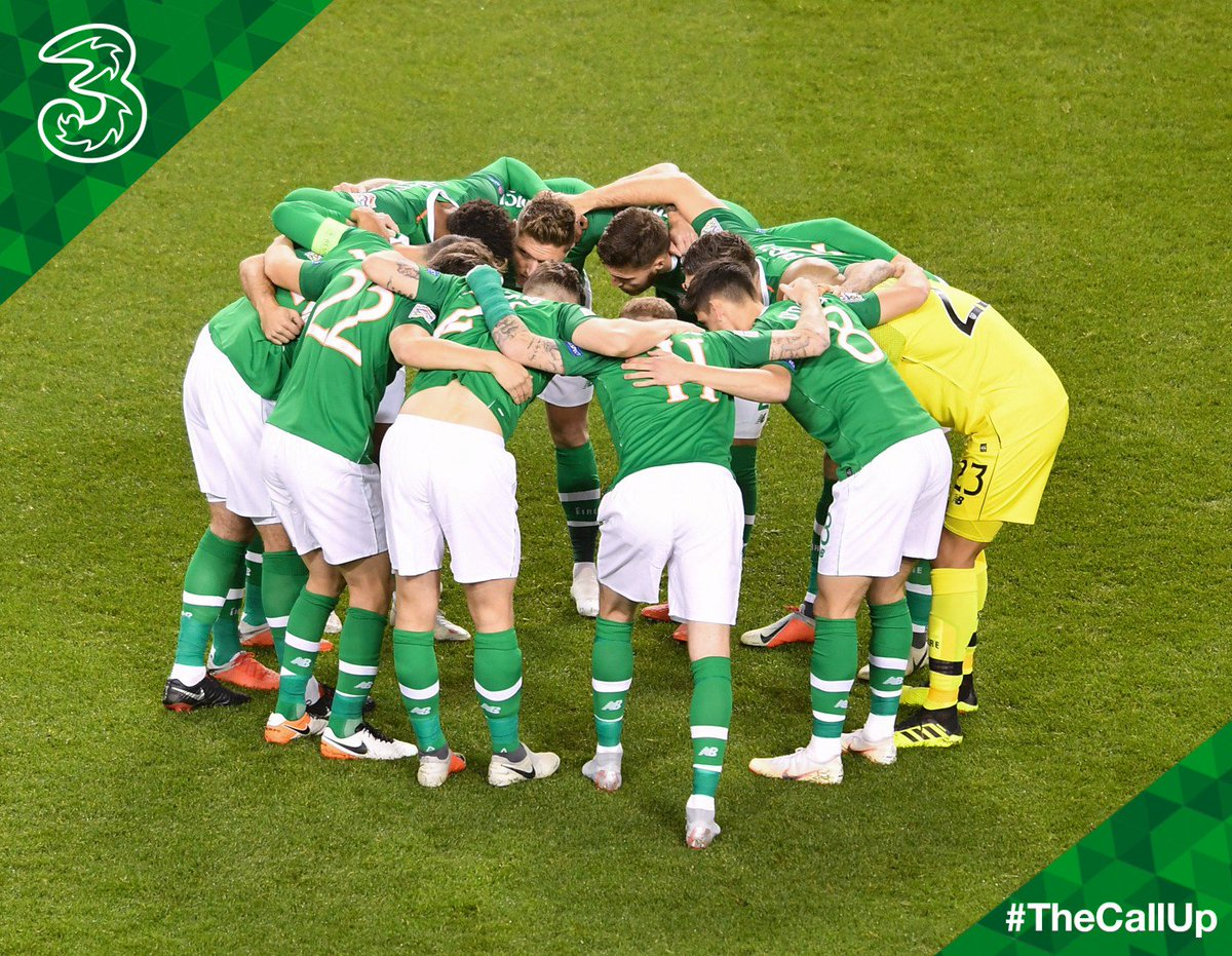 Another big night for #IRLMNT as they take on Wales later this evening 👊 Come On You Boys In Green! #TheCallUp 🇮🇪 https://t.co/Zb5DZzgZEW