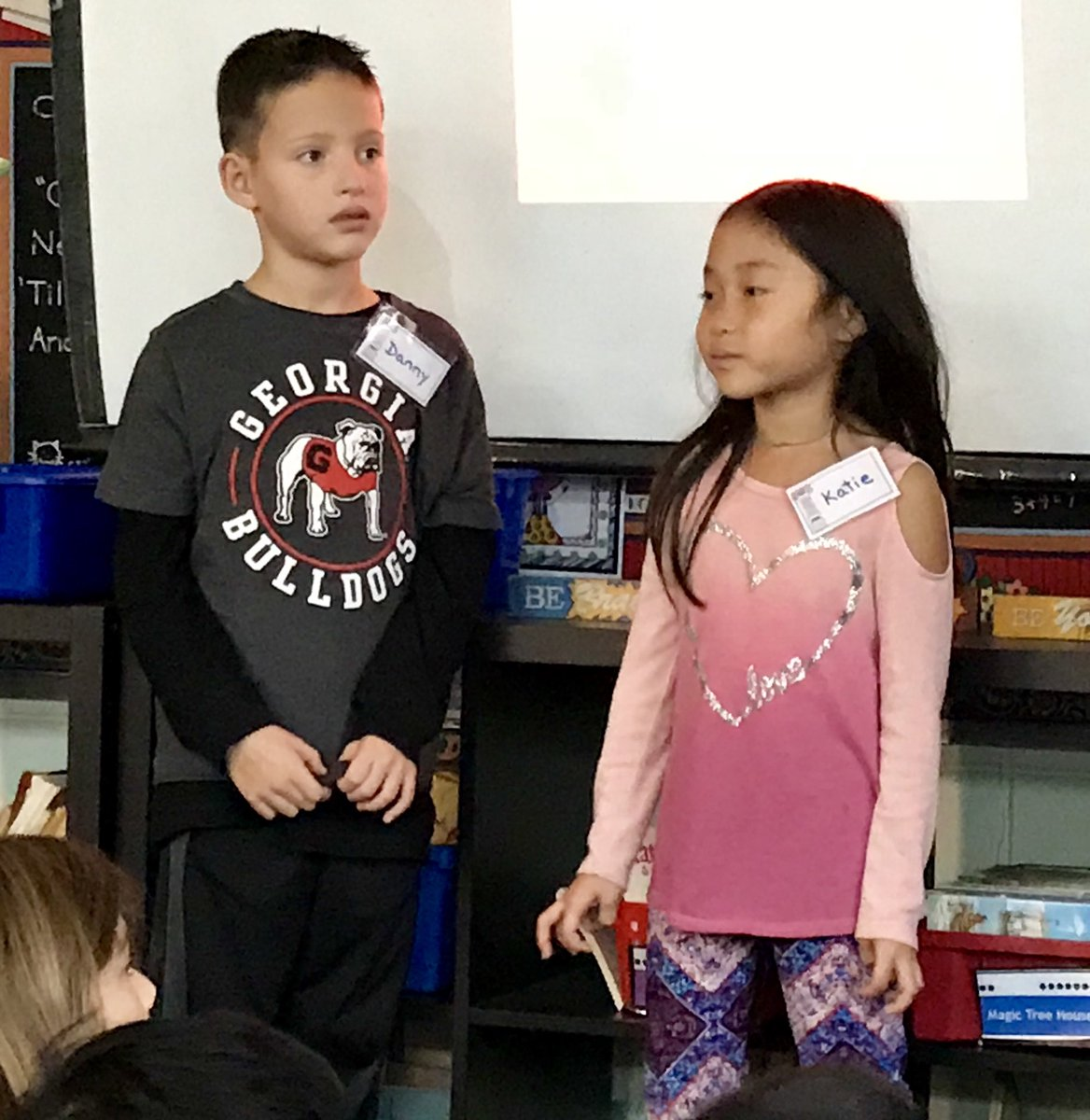 test Twitter Media - We are learning about conflict resolution with Mrs. Habel this morning! #d30learns https://t.co/yD8wEvbhgD