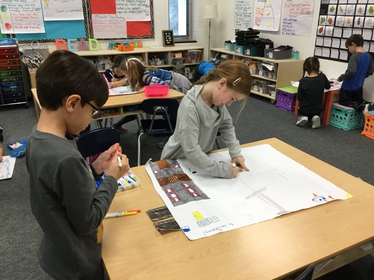 test Twitter Media - These look like communities I would want to live in! Such amazing creative collaboration happening here in 2G! #d30learns #socialstudies https://t.co/uczPSSmTeU