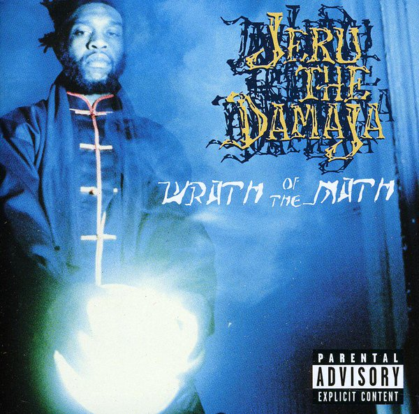 22 years ago today, Jeru The Damaja released Wrath Of The Math. https://t.co/tkG462rF8Q