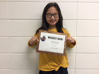 test Twitter Media - Congratulations Lydia and Sophia on your Wescott WOWs! Thank you both for being great Wescott citizens!  #d30learns https://t.co/HPav5X2E4v