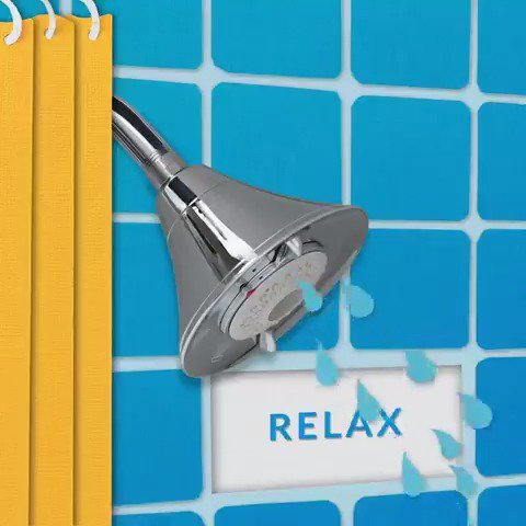 It takes a lot of energy to heat your water. So, start soaking in some energy and water savings by installing a low-flow shower-head. #HomeHacks #DoYourThing Disclaimer: Before you Home Hack, ask a professional. https://t.co/Qv9z82pYBH