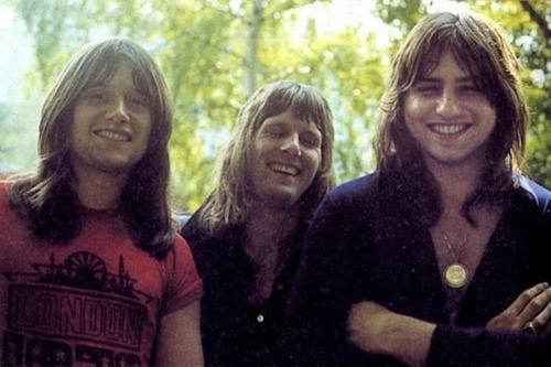 RT @RockHistoryPix: Emerson, Lake & Palmer, 1971 https://t.co/1GBFowWHTM