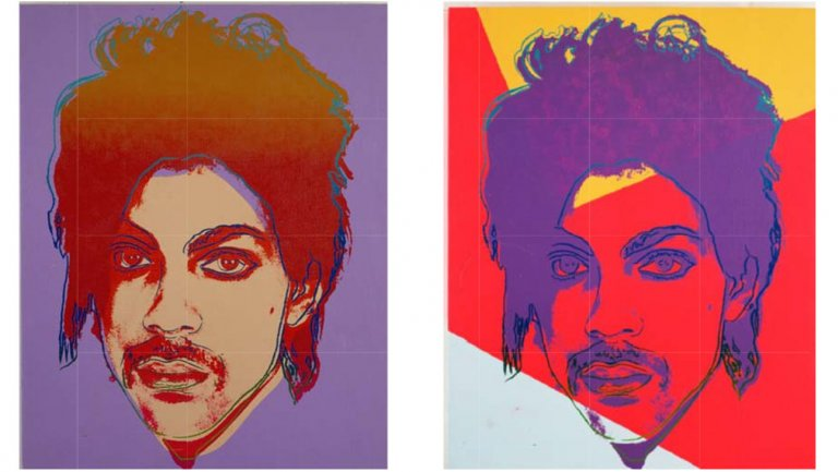 """Photographer suing Andy Warhol's estate claims his work isn't """"transformative"""""""
