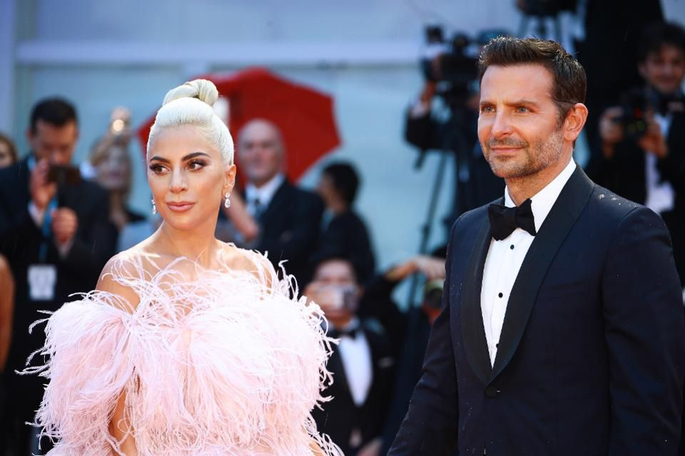 test Twitter Media - Lady Gaga and Bradley Cooper's 'A Star Is Born' soundtrack debuts at No. 1 on the Billboard 200  https://t.co/p8npHhbgMa https://t.co/L0pXXDScS6
