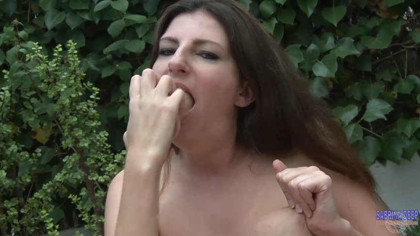 Another sale! Get one too! Messy Throat-pounding Outdoors vYGTfL0GHl #MVSales #ManyVids
