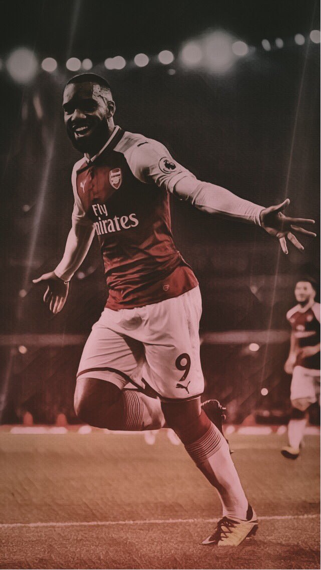 Alexander Lacazette.......That is all, have a good morning everyone. https://t.co/8Eqv7AqP4x