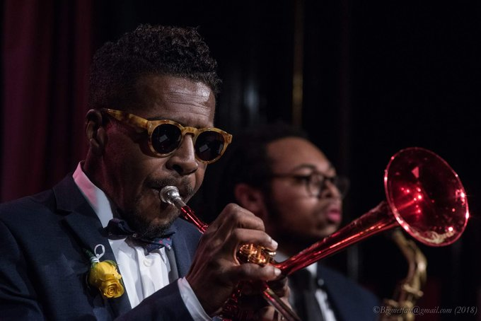 16/10. Happy Birthday to one of my favorite Trumpeter\s Roy Hargrove!!