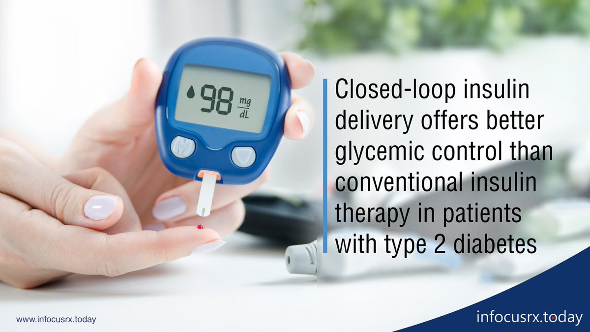 test Twitter Media - Closed-loop #insulin delivers better #glycemic control than regular insulin therapy in #type2 #diabetes.  Know more: https://t.co/nZNz1l4Smd #Subscribe to our youtube channel to stay tuned to our updates Follow the link to subscribe: https://t.co/trPkYyIVCV https://t.co/ABGn6INbIy