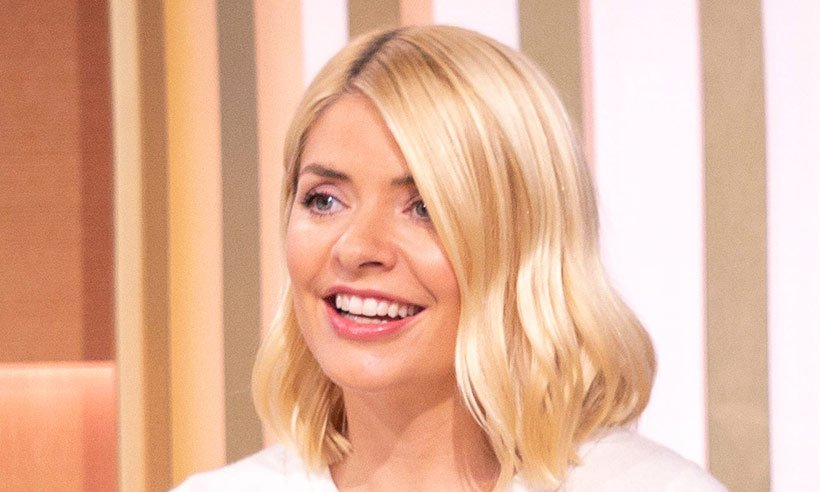Need a Christmas party outfit? Holly Willoughby's dress may be just what you are looking for