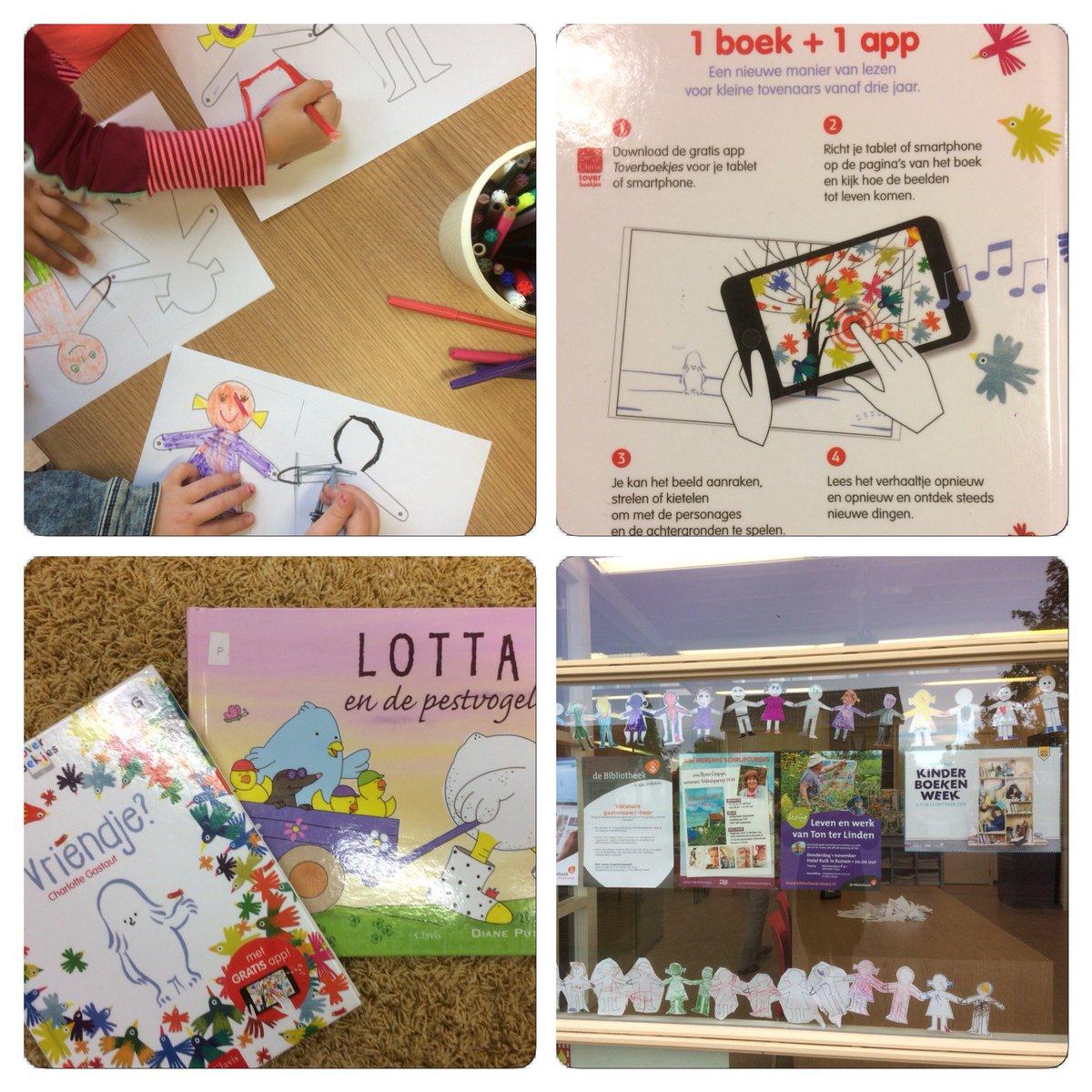 test Twitter Media - In bibliotheek Ruinerwold was het donderdag ook feest! @KBweek #kinderboekenweek https://t.co/XylZxCKIu1