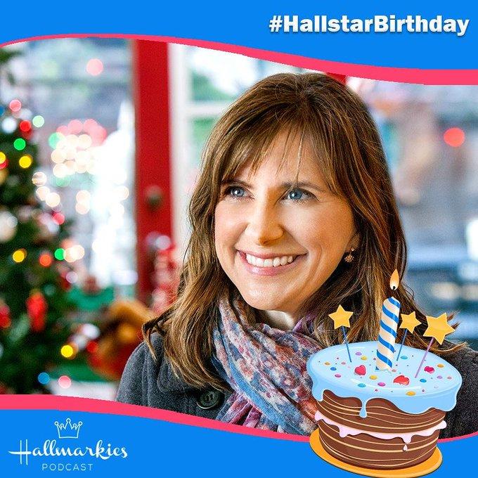Happy Birthday to one of the queens of Hallmark Kellie Martin