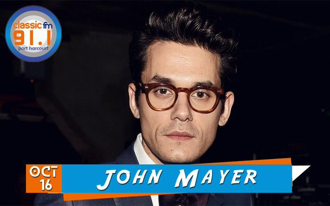 Happy birthday to singer-songwriter, guitarist, and record producer, John Mayer.