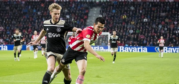 TRANSFERUURTJE: Kassa voor Frenkie de Jong, Cillessen beslist https://t.co/has92phBwY https://t.co/CGDprV2pXf