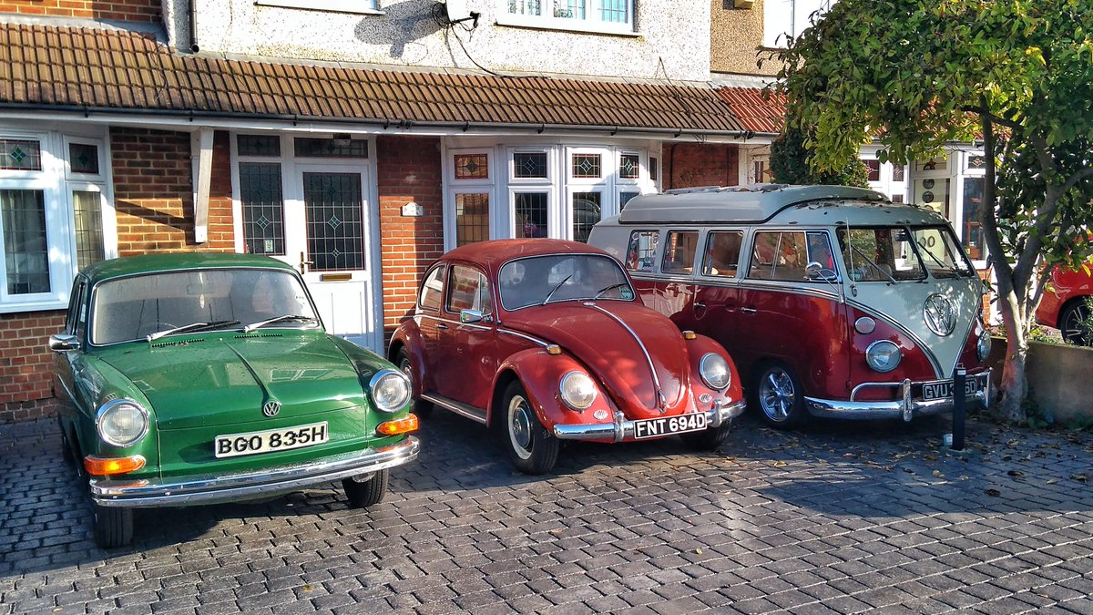 test Twitter Media - What an utterly awesome 3 car garage. #VW #Volkswagen #Type1 #Type2 #Type3 https://t.co/GK7lfwggyy