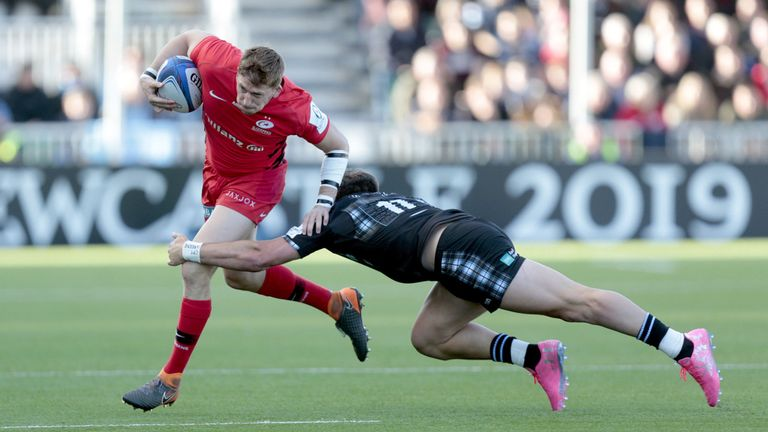 test Twitter Media - 🗂@SBarnesRugby's Talking Points  Stuart Barnes looks at 10 players who caught the eye after Round 1 of the Heineken Champions Cup.  Read here: https://t.co/JdeLHqK8LF https://t.co/BZ1Hh0urFS