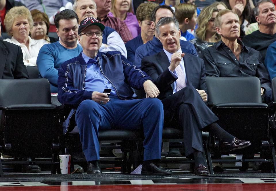 test Twitter Media - Paul Allen's Portland Trail Blazers have been through periods of losing and financial struggles—but he still always rooted like a true fan https://t.co/sGKOwvvuf4 https://t.co/sMgW6zBMqS