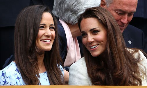Kate Middleton reacts to younger sister Pippa's baby news - find out what she said here: