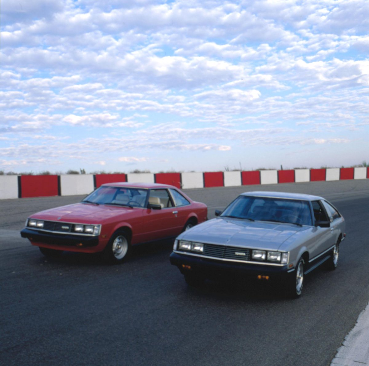 test Twitter Media - It takes two to make a thing go right. ❤️💙 Celica #Supra #ShowYourSupra https://t.co/xlJBks8zgS