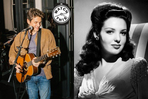October 16: Happy Birthday John Mayer and Linda Darnell