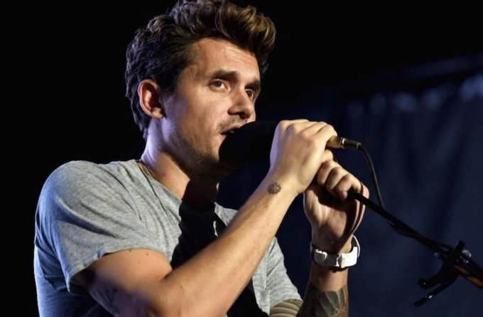 Happy bday John Mayer