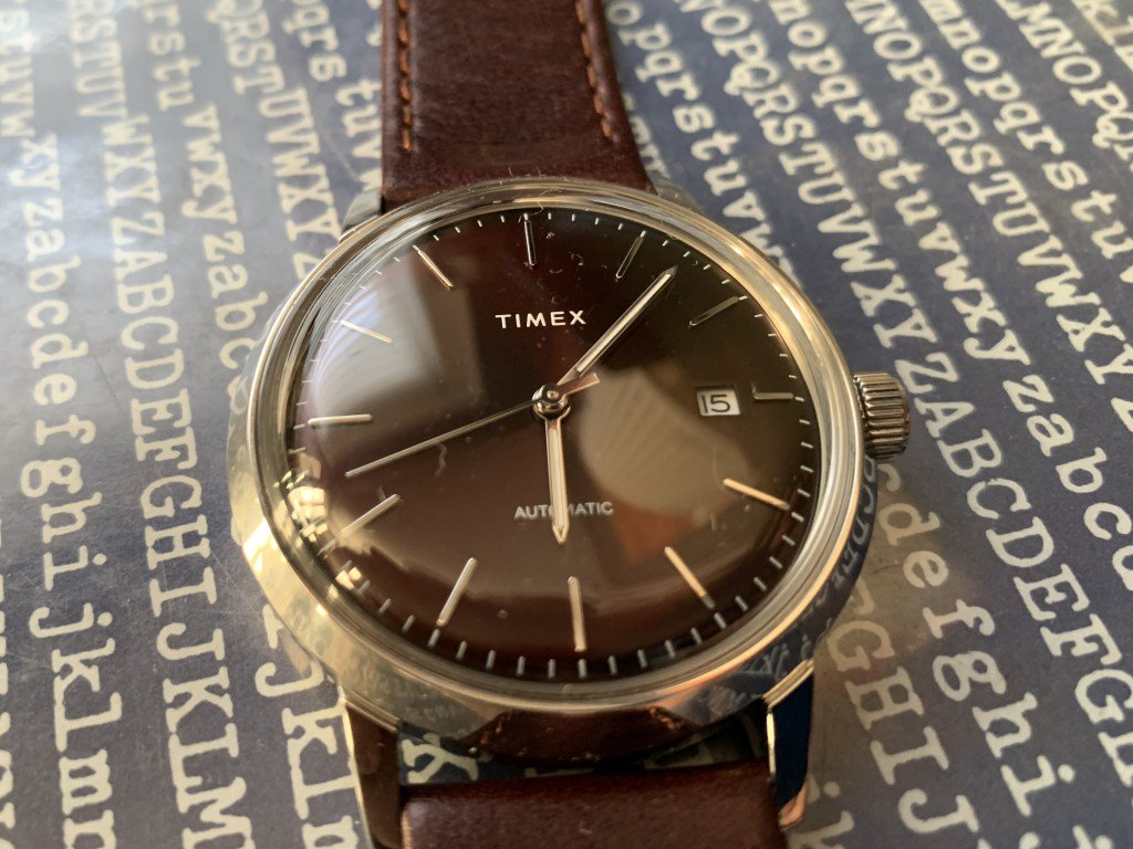test Twitter Media - Timex builds its first automatic watch in decades https://t.co/3pzUDkxDc0 by @johnbiggs https://t.co/7ygfUFKqLA