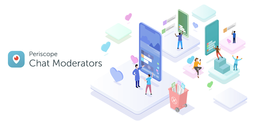 test Twitter Media - Periscope broadcasters can now assign their own chat moderators https://t.co/AIthZWPS3f by @sarahintampa https://t.co/KzhsNN3FpC