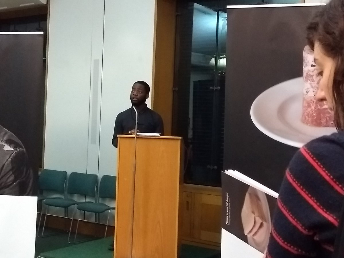 test Twitter Media - Inspiring evening @HouseofCommons hearing three winners of the @EndHunger_UK Young Poets Network challenge performing their poems in response to UK food poverty. A lot to think about this #WorldFoodDay.  @storiesofuk @huwnicholls @futuresun https://t.co/pZrlo3O2O5