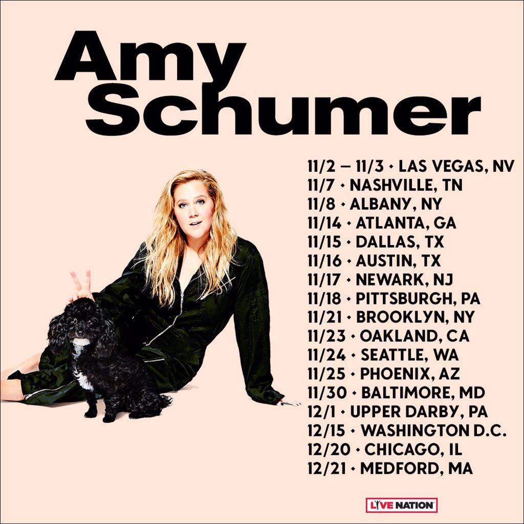 New tour dates https://t.co/yp4el31YuZ