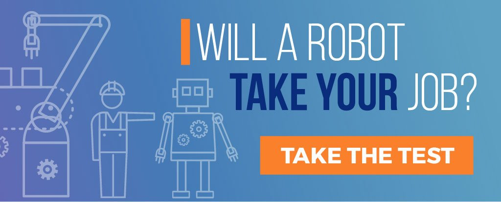 """test Twitter Media - Take our """"Will a Robot Take Your Job Test"""" and look forward to a future @gigaom report on our collective findings? https://t.co/Gy7oq83c5V #futureofwork #FutureReady #Automation https://t.co/0hzRVEUgjD"""