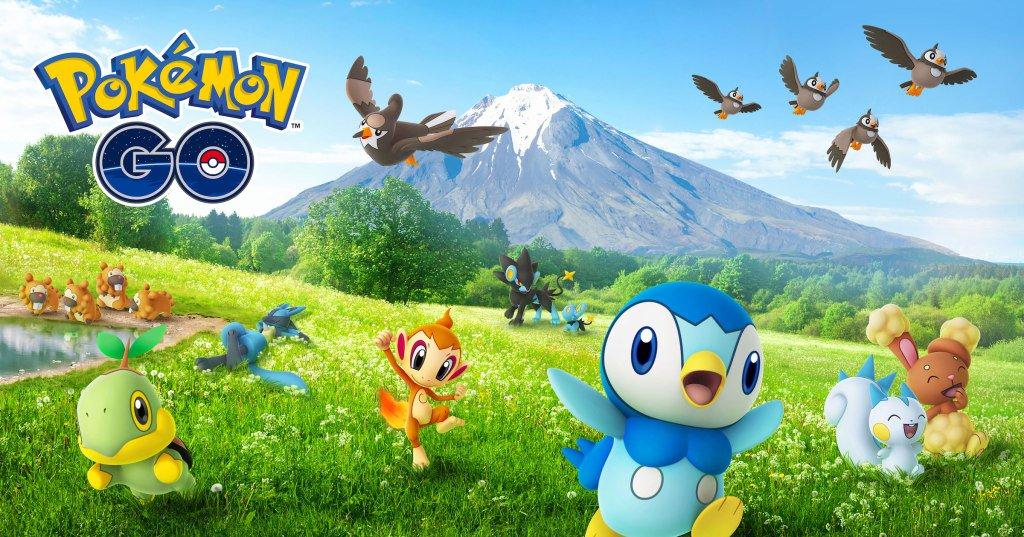 test Twitter Media - Pokémon Go update bringing 'mon from the Sinnoh region is live https://t.co/y0SkdhFLWN https://t.co/hCQgBKaGhG