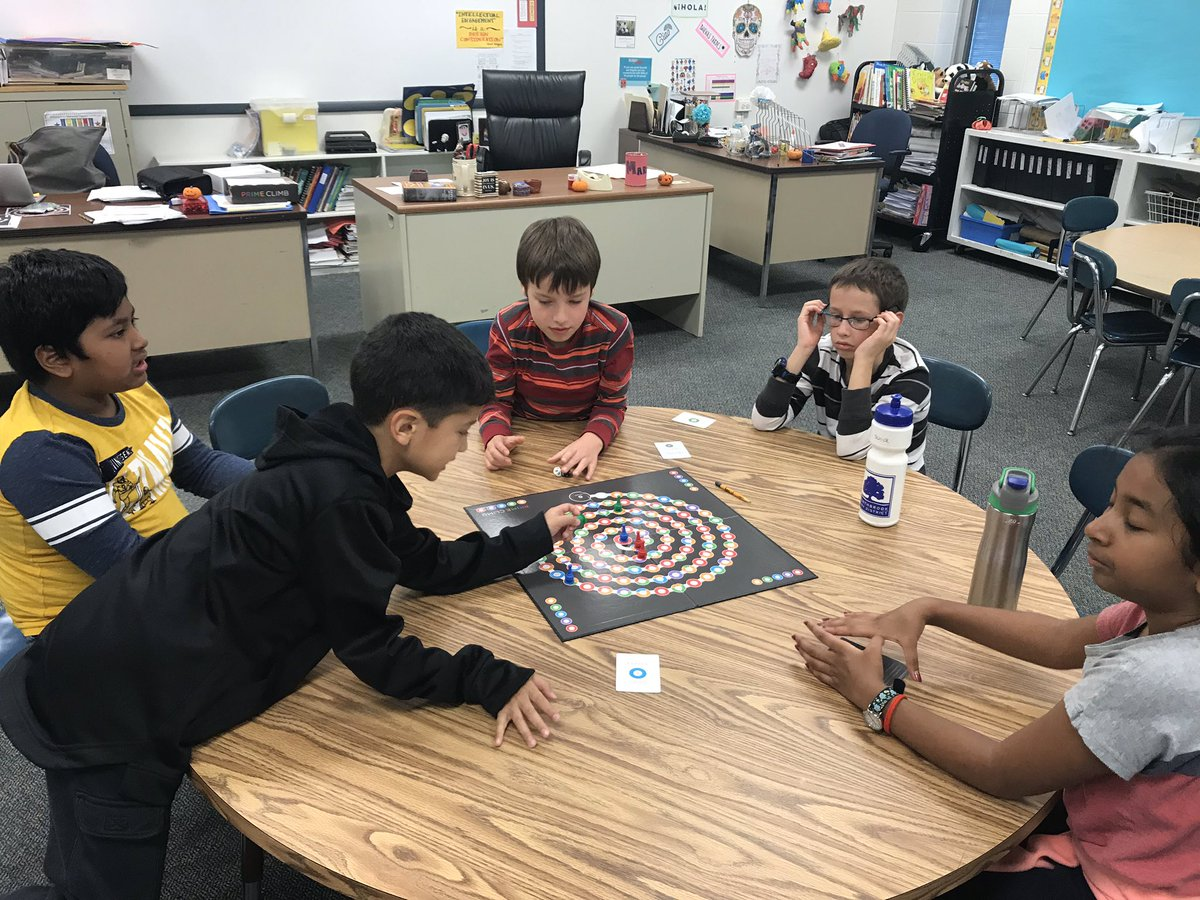 test Twitter Media - Developing mathematical strategies while playing Prime Climb! Now we are ready to take on the puzzles! #primeclimbpuzzle #d30learns https://t.co/sKoEVD28nV
