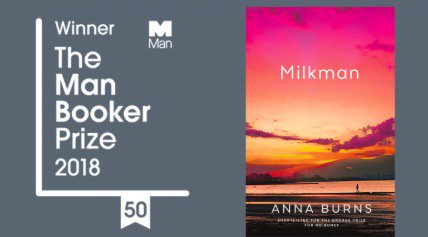 test Twitter Media - Books: Anna Burns Wins 50th Man Booker Prize with Milkman  Announcements  https://t.co/bkQvYXOkL0  & https://t.co/NEvNIV0xgt ; Previous Recipients https://t.co/AGVYXEyr62 https://t.co/2pF5RiPYco