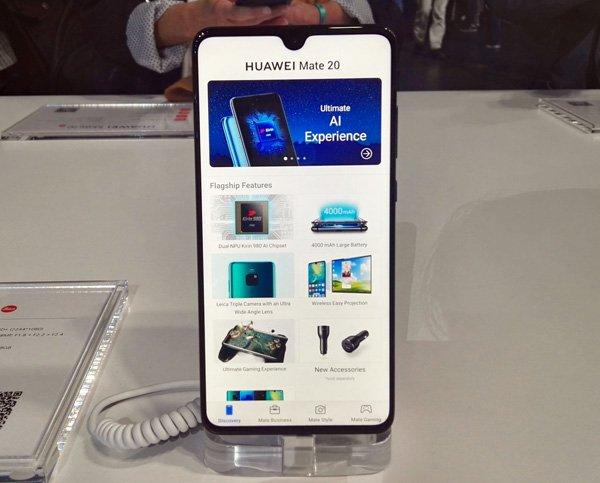 #HuaweiMate20Pro
