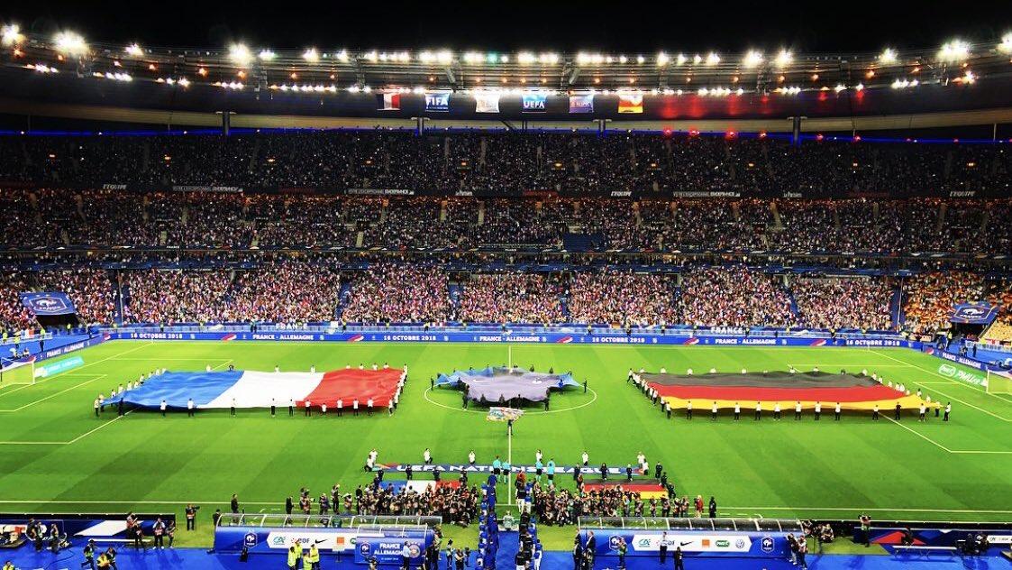 #FranciaGermania