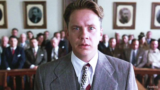 Happy Birthday to Tim Robbins ( Name this film!