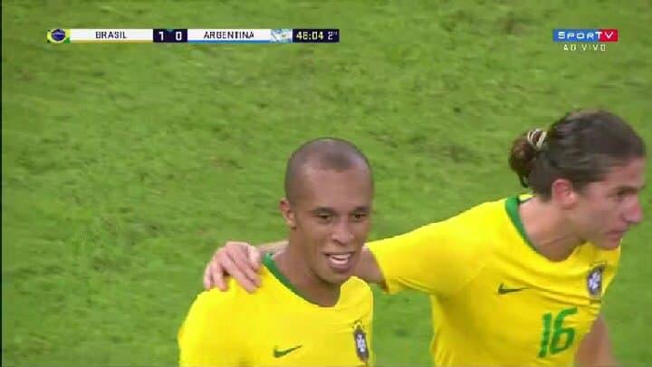 #BrasileArgentina