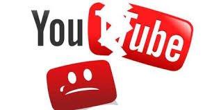#YouTubeDOWN