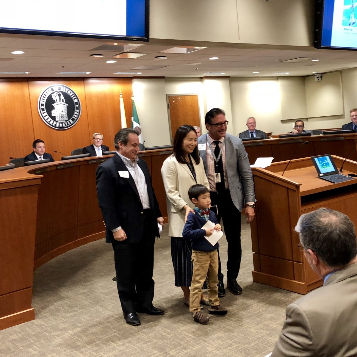 test Twitter Media - Congratulations to our Character Counts! poster contest winners. Ethan (K) and Naomi (4) were recognized alongside several WIllowbrook alumni at tonight's Village Board meeting. #d30learns #charactercounts https://t.co/jEzMByt3Pj