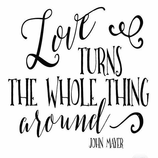 Happy birthday Mr. John Mayer!