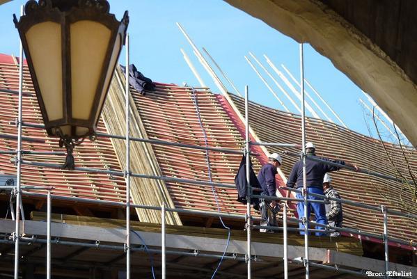 test Twitter Media - Vandaag in 2010 werd er tijdens de bouw van Raveleijn gewerkt aan de dakbedekking. https://t.co/r7Vj7upsOv