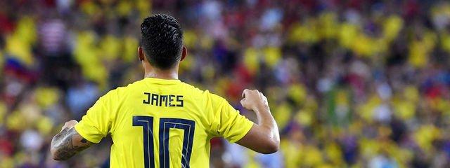 El último gesto entre Keylor Navas y James: del Madrid a las selecciones https://t.co/WTSRPMZY7u https://t.co/vz1SbdZaEm