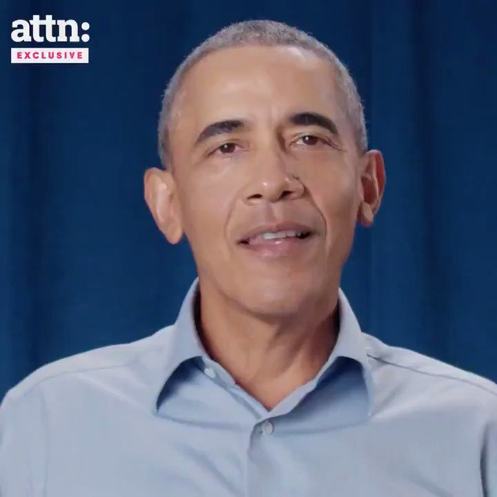 RT @attn: President @BarackObama doesn't have time for these 7 excuses not to vote. https://t.co/2Etpm6taTq
