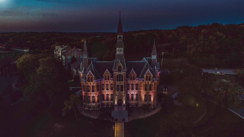 test Twitter Media - Check out this photo of Mackay Hall @ParkUniversity from Vincent S. Thanks for sharing! https://t.co/uvBEh0VBR4