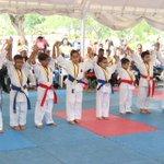 #NoticiasIMDRI | Liga de Karate es apoyada por el IMDRI para 'Nacional Interligas': https://t.co/mPZRHUYVdd https://t.co/y65IZkDUxQ