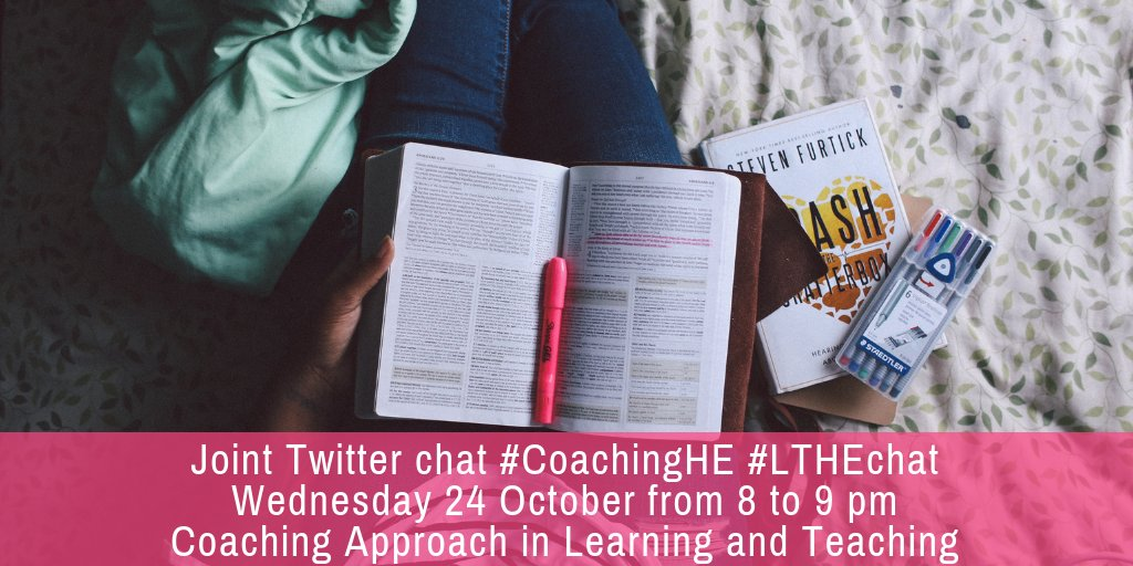 test Twitter Media - 😊Howdy #coaches #facilitators #mentors 😊Join us next Wednesday 8-9 pm for a fab Twitter chat on 😊Coaching Approach in Learning and Teaching 😊#LTHEchat  #CoachingHE 😊Tea drinkers welcome 😊thanks to @egillaspy for facilitating this opportunity https://t.co/880hYeRcwA